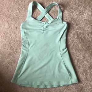 NWOT Lululemon Cross Back Tank